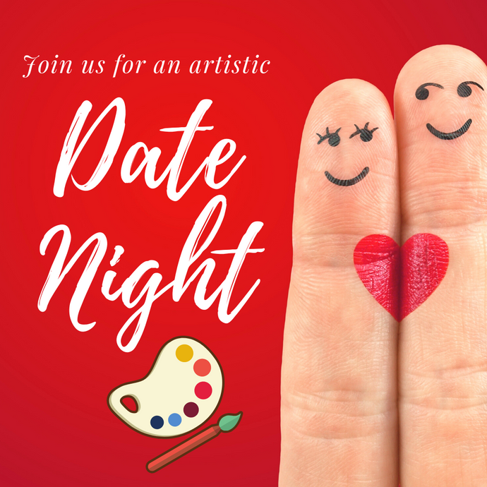 Date Night at the Art Barn