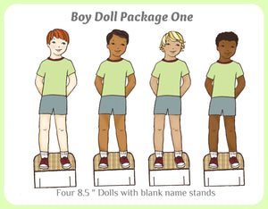 The Everything Paper Doll Bundle