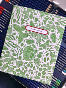 Printed Nature Journal  (available on Amazon)