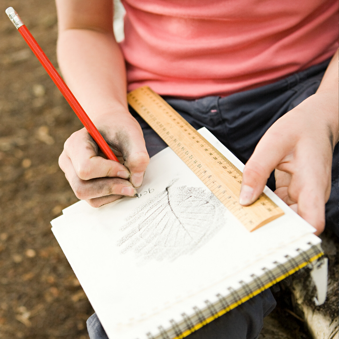 Nature Journaling 101 for KIDS