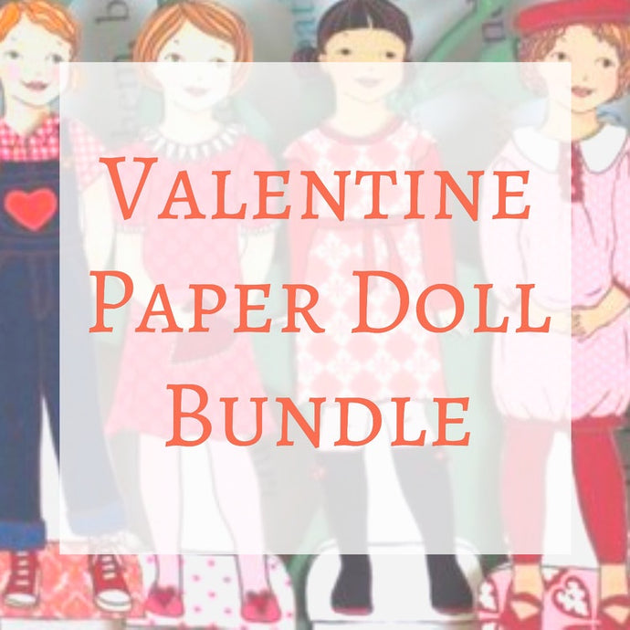 Paper Dolls - The Valentine Bundle