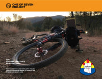 2021 Arizona Trail 300 - NOBO Mileage Chart bikepacking guides planning aids aztr