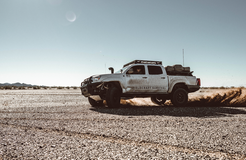 Preparing Your Vehicle For Overlanding