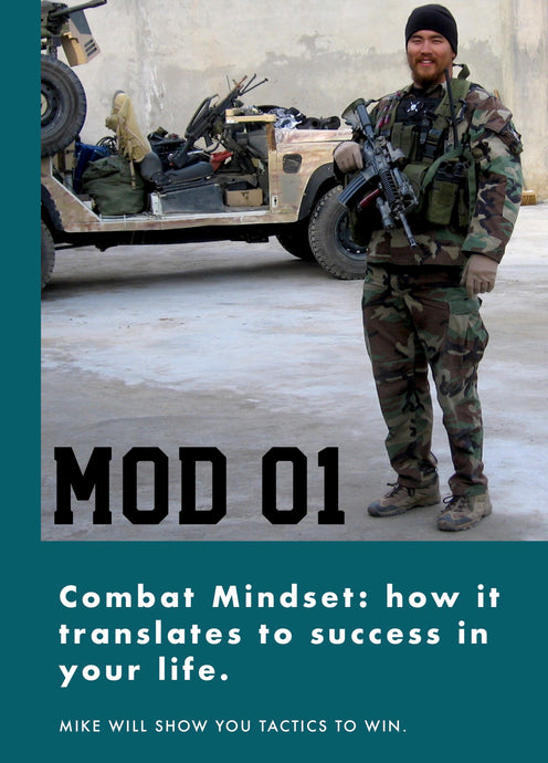 Mindset Module 01 Webinar September 11th 6pm PST