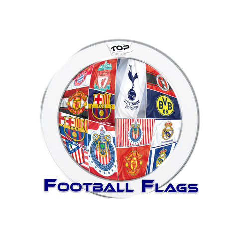 Football and Sports Flags