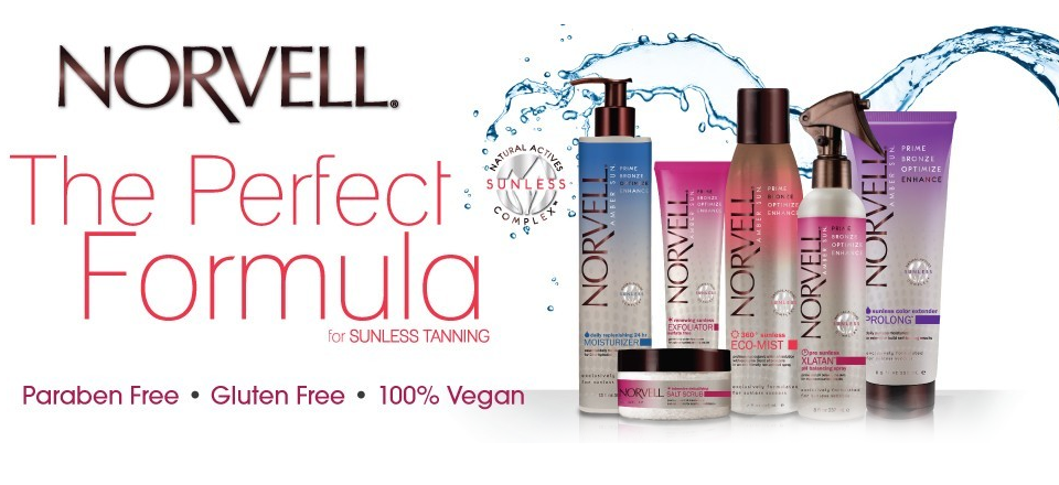 Norvell Sunless Tanning