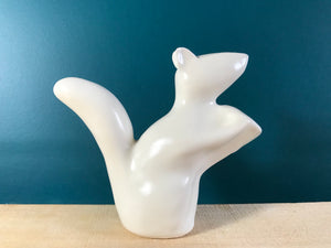 Squirrel Vase