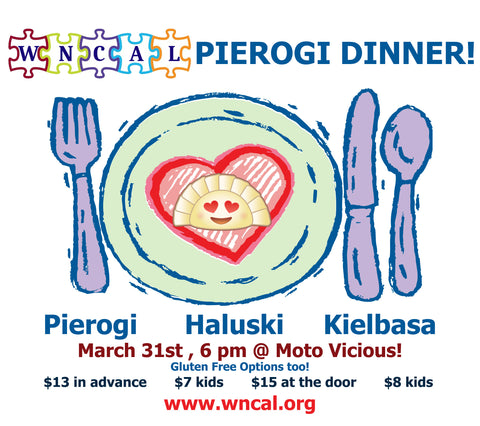 WNCAL Pierogi DInner