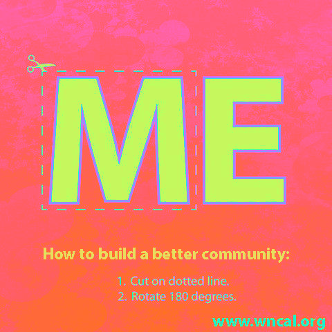 How to make a community
