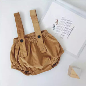 Suspender Bloomers | Tan