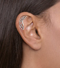 Silver Celtic Cartilage Earring