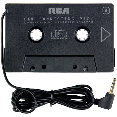 RCA(R) AH600R CD/Auto Cassette Adapter
