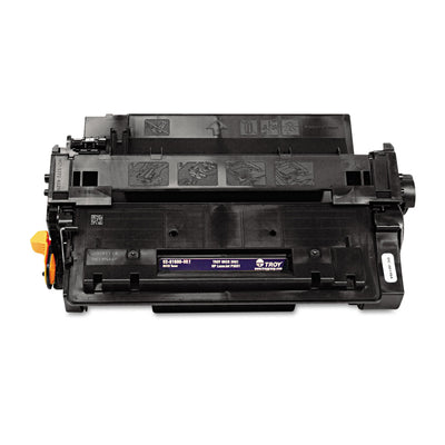 0281600001 55a Micr Toner Secure, 6000 Page-Yield, Black