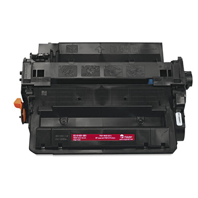 0281601001 55x High-Yield Micr Toner Secure, 12500 Page-Yield, Black