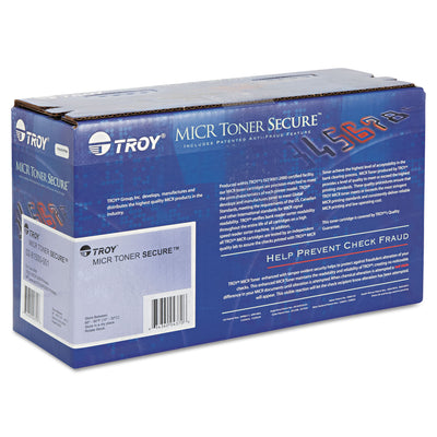 0282000001 78a Micr Toner Secure, 2100 Page-Yield, Black