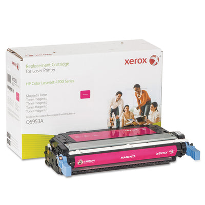 006r01333 Replacement Toner For Q5953a (643a), Magenta