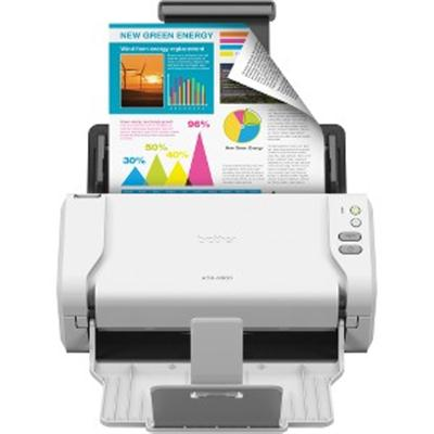 Duplex Color Document Scanner