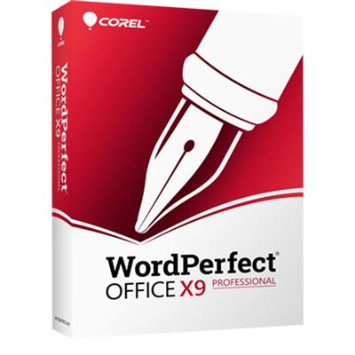 WordPerfect Office X9 Pro EN