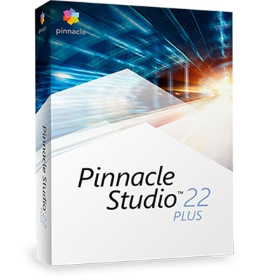 Pinnacle Studio 22 Plus EN FR