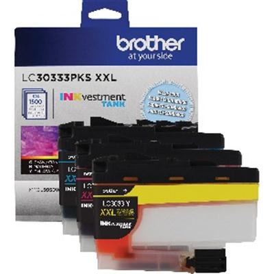 Super High Yeld Ink Crtrdg 3Pk