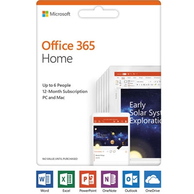 Office365 Home Subscription P4