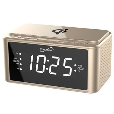 Clock Radio Gold