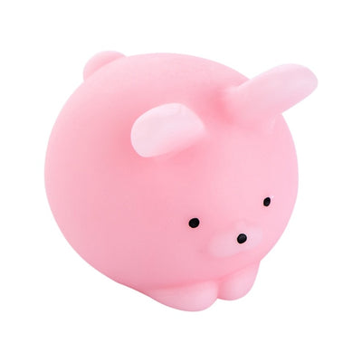 Bearoom Squishy Animals Fun anti-stress Squishes Toy Bear Pig Squeeze Entertainment Gadget Kawaii Stress Relief Toy For Kid Gift