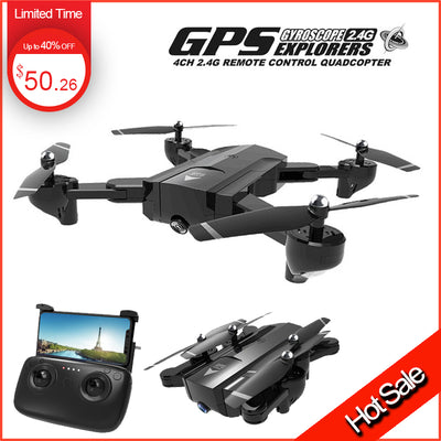 Professional GPS Drones with 1080P 720P 5G WIFI HD Camera Dron SG900 Follow Me Altitude Hold Quadrocopter Foldable SG900-S Drone