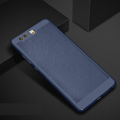 KISSCASE Heat Dissipation Case For Huawei P10 P20 Lite Plus Cooling Phone Cases For Huawei Mate 10 20 Lite Pro Honor 10 9 Cover