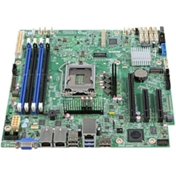 Intel Motherboard DBS1200SPLR Silver Pass Server Board Single Retail