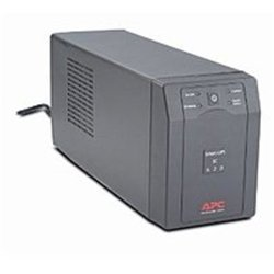 APC Smart-UPS SC620 Line-interactive UPS - 620 VA/390 Watts - NEMA 5-15P - DB-9 RS-232 Serial