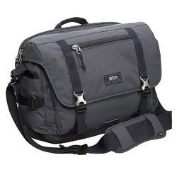 STM Trust, Laptop Shoulder Bag for 15 Laptop - Graphite