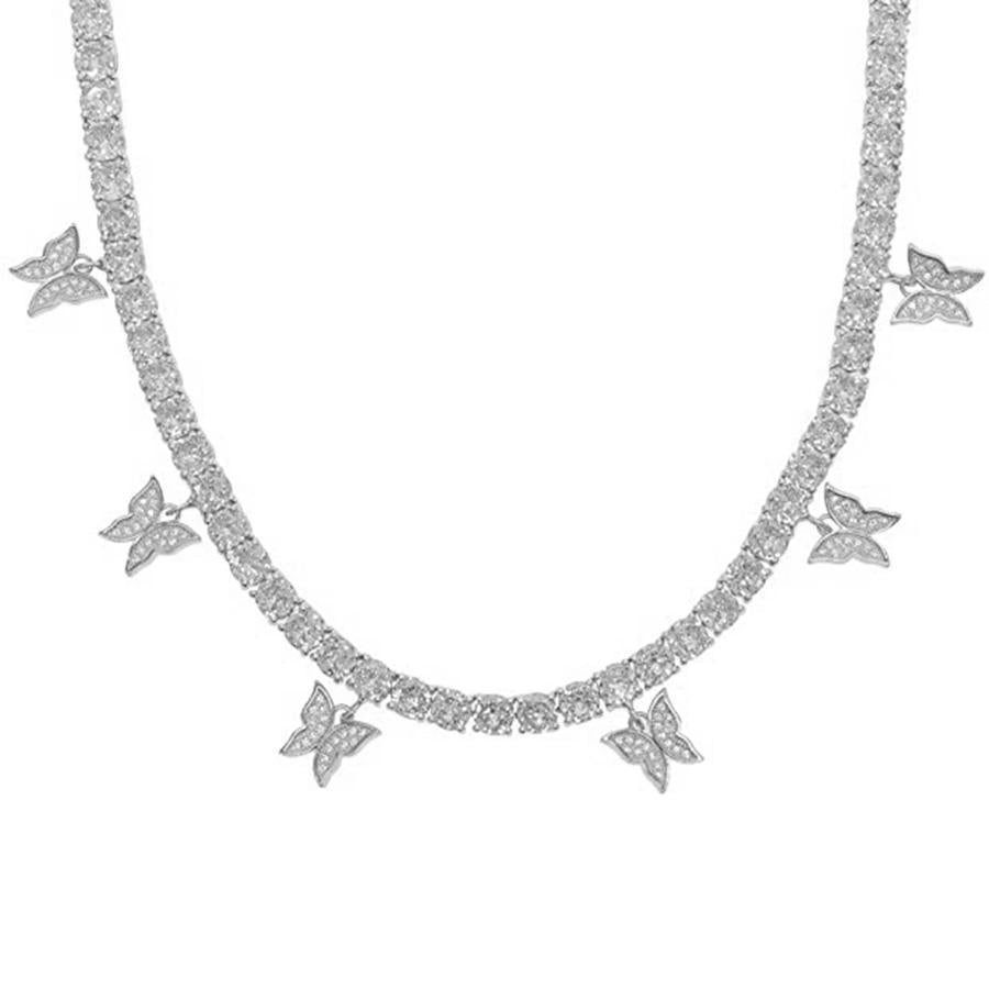 Butterfly Chain Luxe - House of Carats
