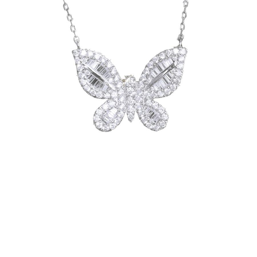 Butterfly Necklace Mini - House of Carats