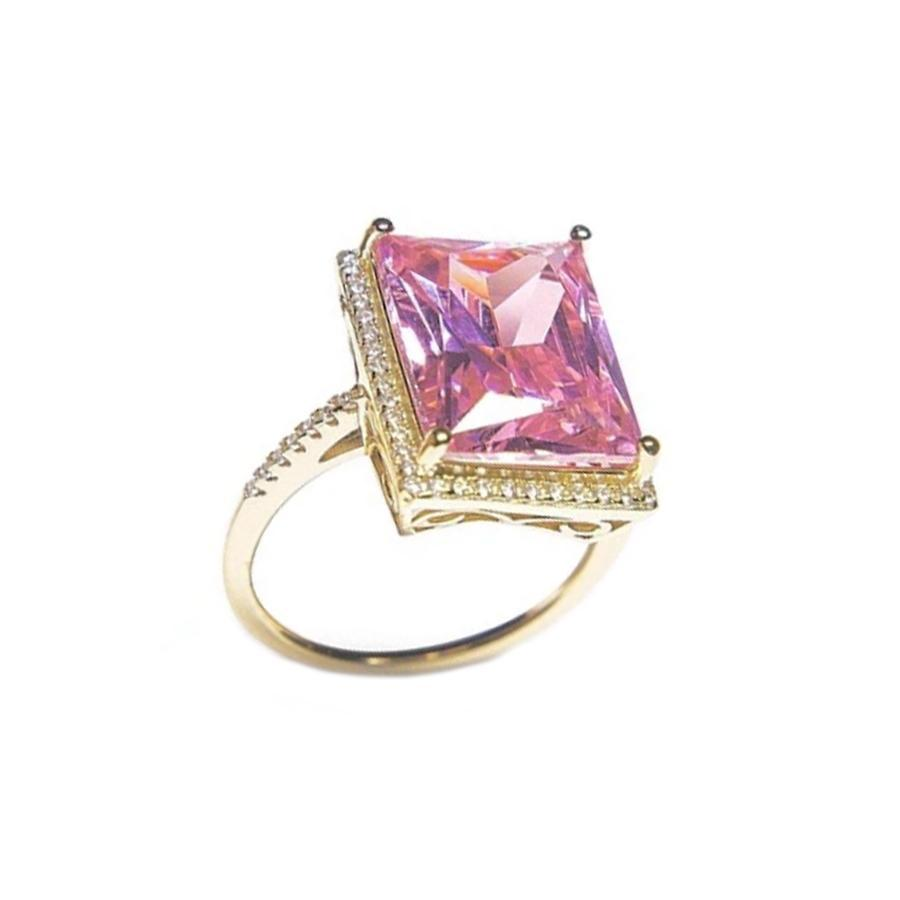 Nadia Ring Pink - House of Carats