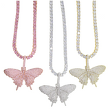 Mariposa Necklace Set