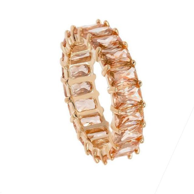 Champagne Ring - House of Carats