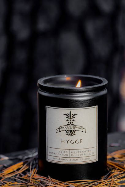 HYGGE, FEELING OF CONTENTMENT AND WELL-BEING