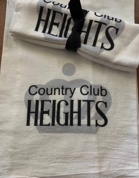 Country Club Heights Neighborhood Towel