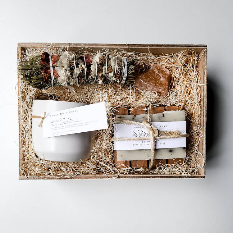 Sacred Spaces Kit - Ethical Gift Box Set