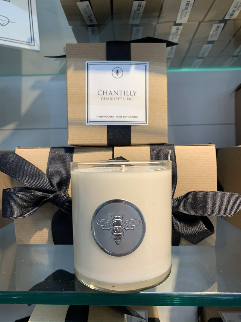 Ella b Candle, Chantilly