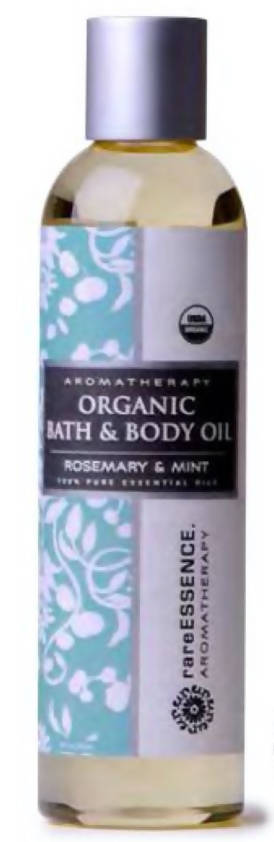 Rare Essence Body Oil, Rosemary and Mint