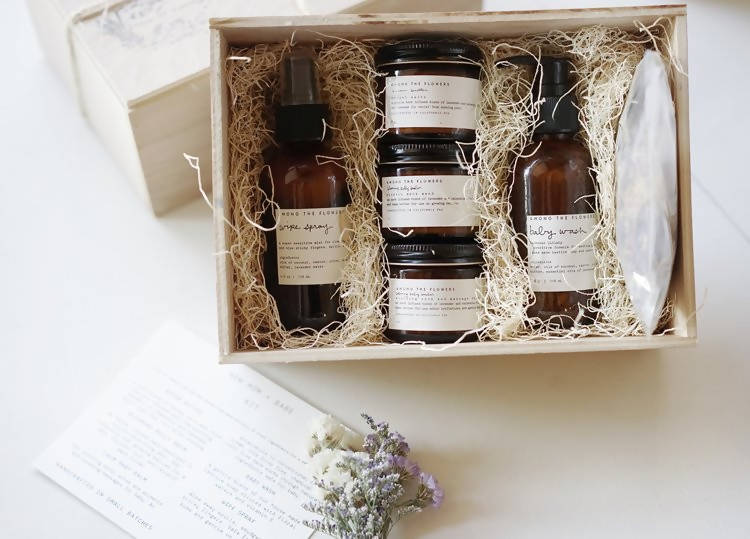 New Mom & Babe Kit - Ethical Gift Box