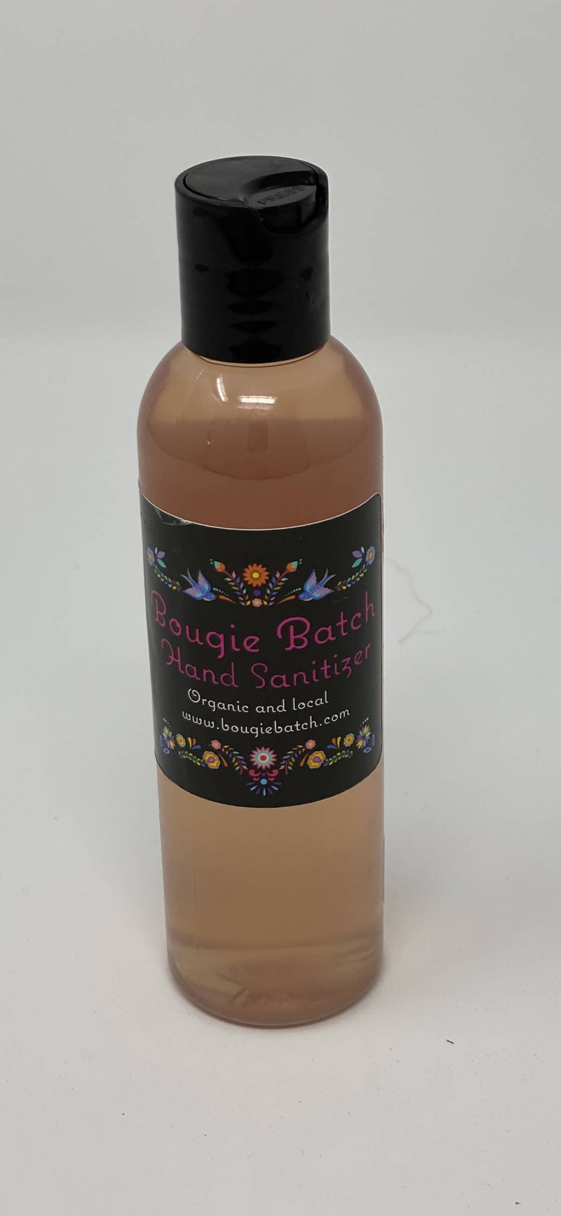 Bougie Batch Hand Sanitizer Eucalyptus/ Bergamot 4 oz Pop Top