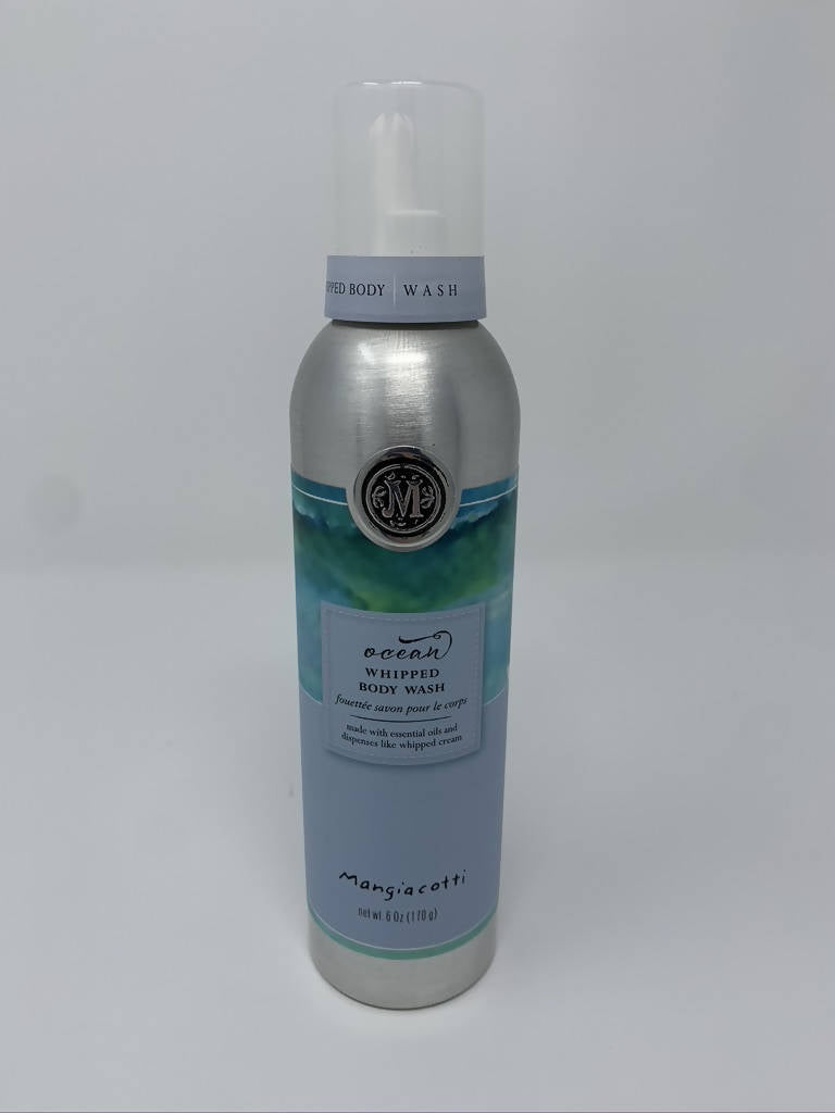 Mangiacotti Ocean Whipped Body Wash