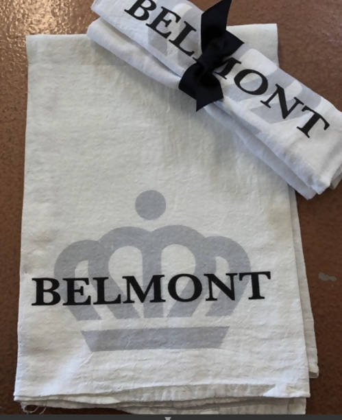 Belmont Neighborhood Towel