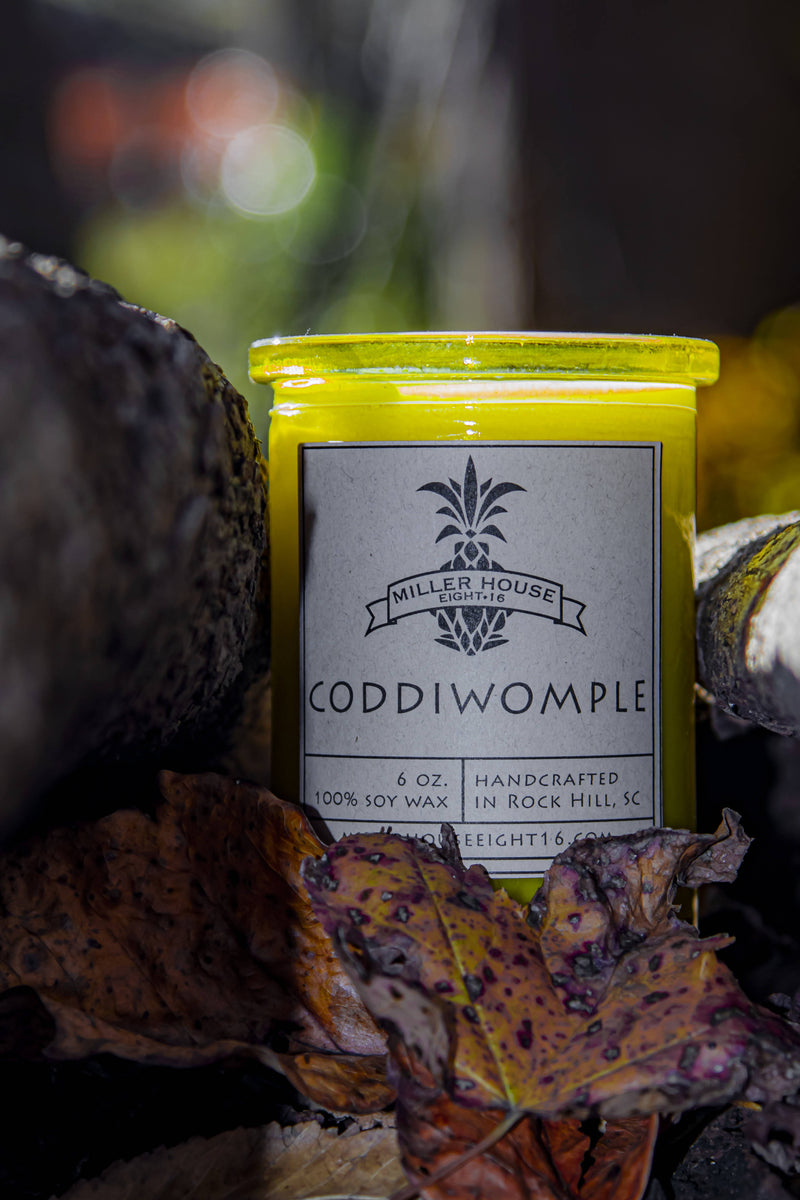 Coddiwomple / TRAVEL IN A PURPOSEFUL MANNER TOWARDS A VAGUE DISTINATION.