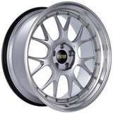 BBS LM-R 20x11 5x114.3 ET20 CB66 Diamond Silver Center