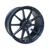 Enkei TS10 18x9.5 35mm Offset 5x114.3 Bolt Pattern 72.6mm Bore Dia Matte Blue Wheel