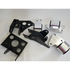 Hasport Ek Dual Height K-Series Mount Kit (12-15 Civic Si 09-14 TSX Transmission & AWD) (EKK5)